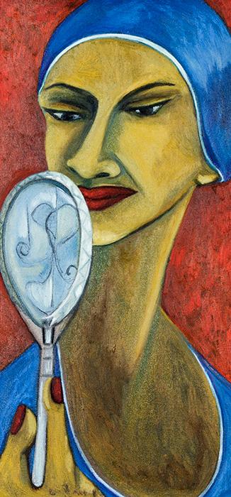 Reine et Miroir